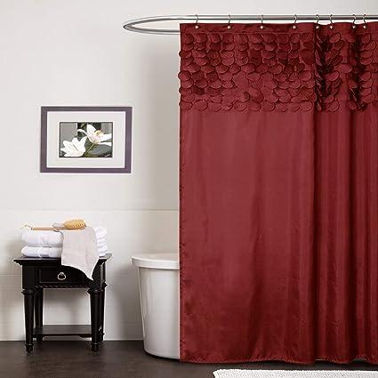 Amazon Jody Clarke 1PC Lilian Shower Curtain Circle Dream