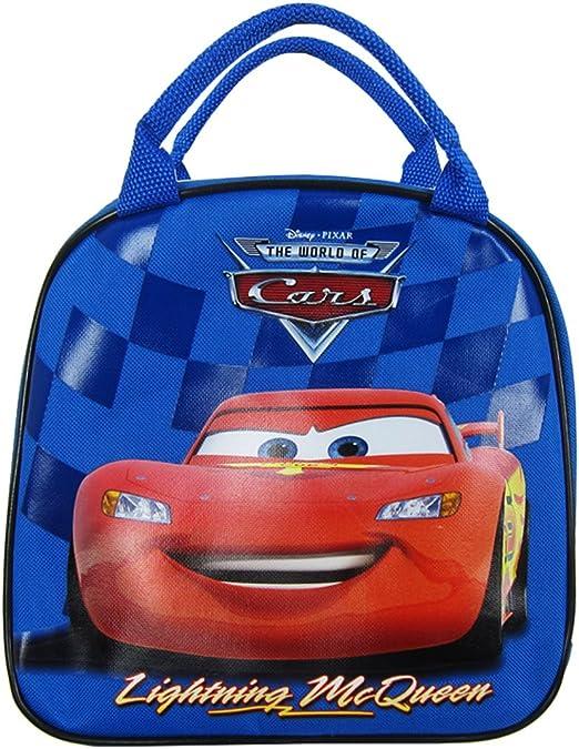Disney Lightning McQueen Cars 3 Light Up Lunch Box