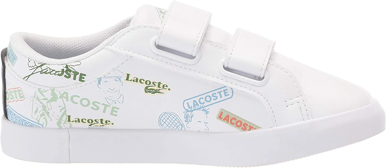 Choose SZ//color Details about  /Lacoste Unisex-Child Straightset 0320