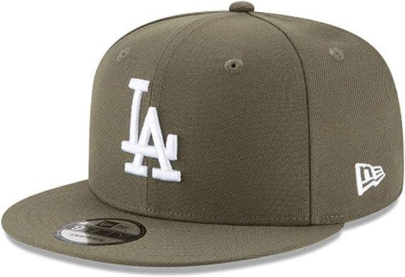MLB LA DODGERS TEAM 9FIFTY SNAPBACK CAP NEW ERA