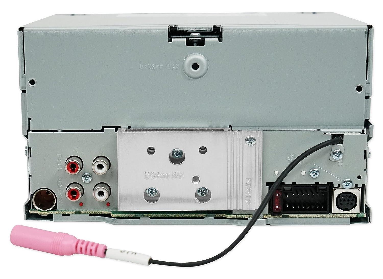 Amazon.com: 2003-2007 Honda Accord JVC In-Dash Stereo CD Player+ ...
