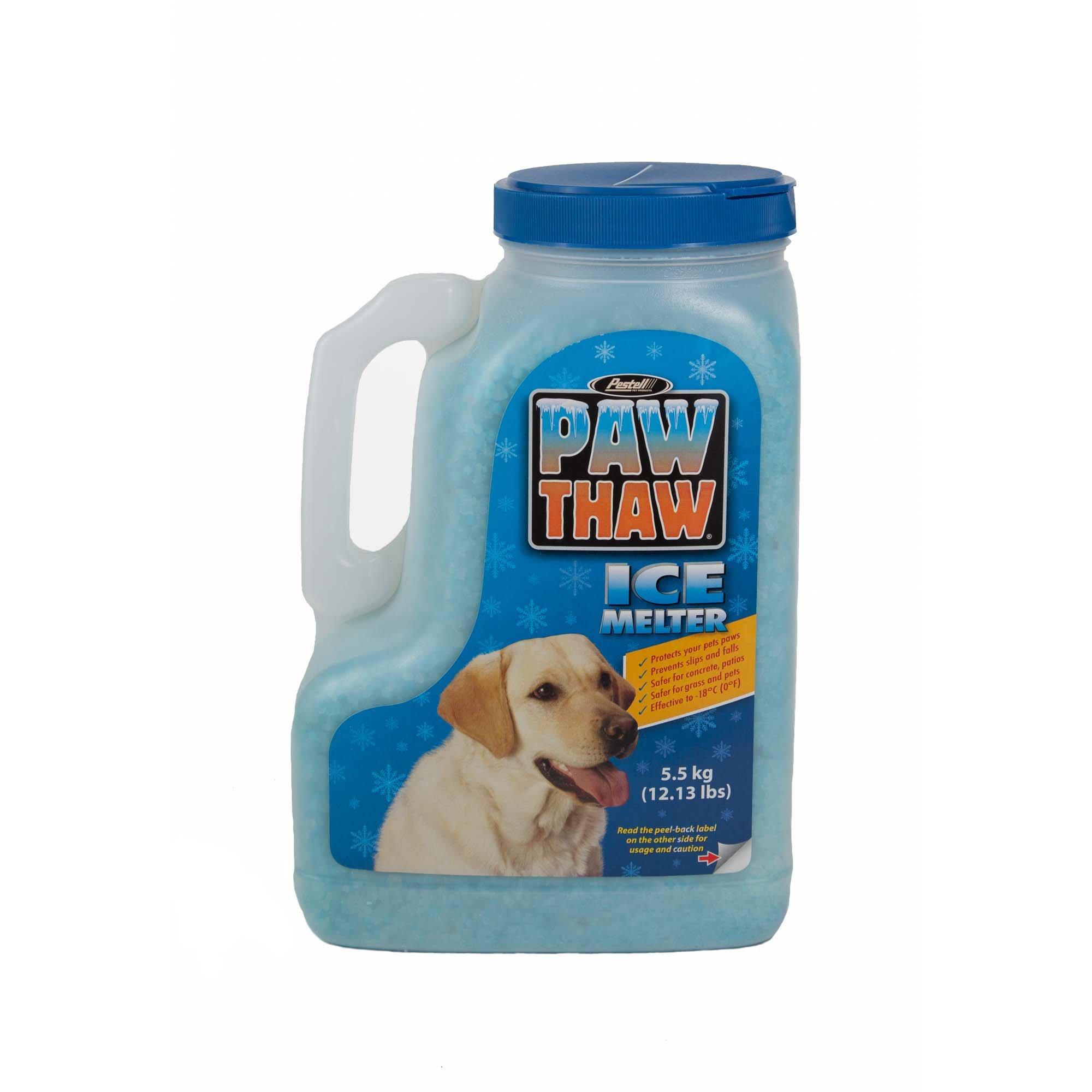 PSTL PAW THAW ICE MELT 12 POUND JUG