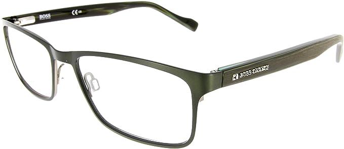 abdb6573e9 Image Unavailable. Image not available for. Colour  BOSS ORANGE Men s BO  0151 6SQ 55 Sunglasses ...