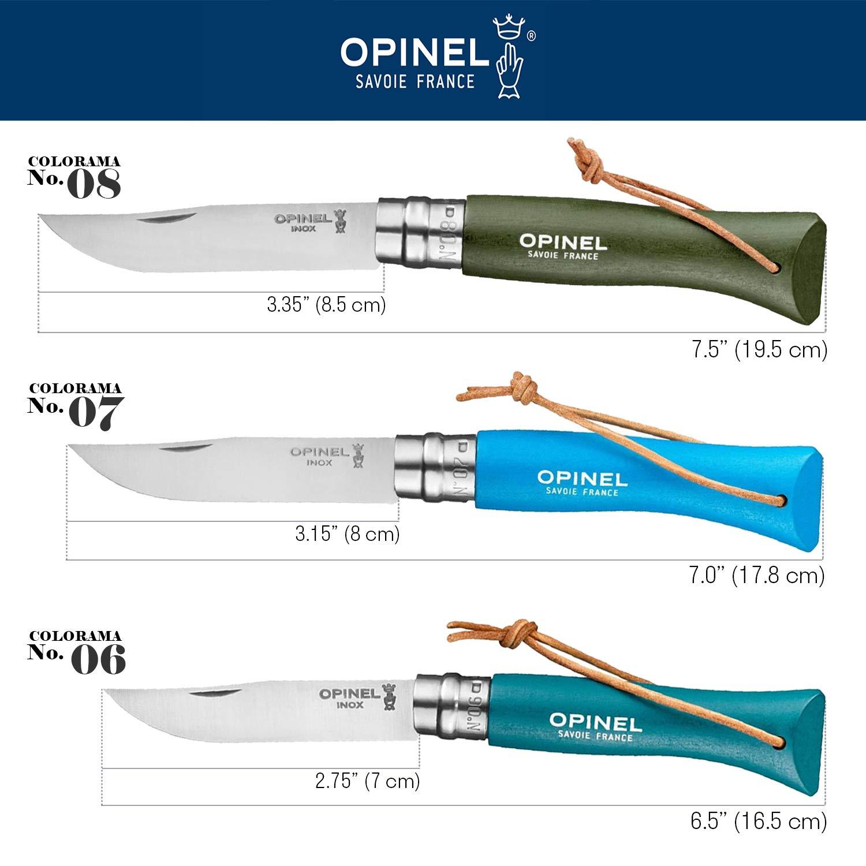 OPINEL O002210 TRADICI/ÓN COLORAMA