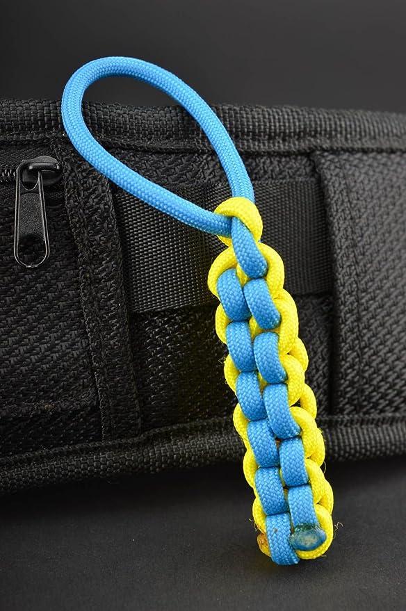 Handmade Anhänger für Schlüssel Paracord Schlüsselanhänger Schlüssel ...