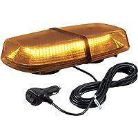 Justech Luz Emergencia del Vehículo 72 LEDS 18W