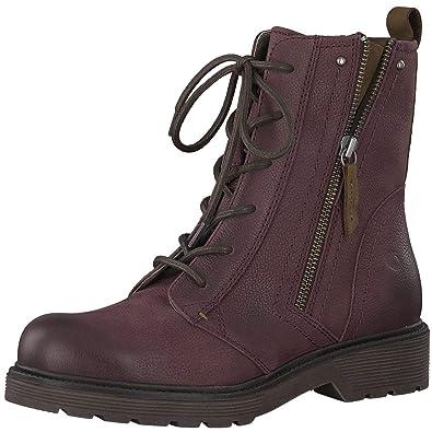 info for 16ed7 2f369 Jana Damen Stiefeletten Woms Boots 8-8-25206-21/549 rot ...