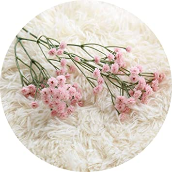 Amazon.com: Li-Never 1 ramo de flores de seda de 25.6 in ...