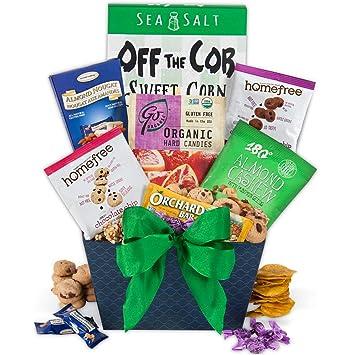 b8d3d082e658 Amazon.com   Gluten Free Gift Basket   Gourmet Snacks And Hors ...
