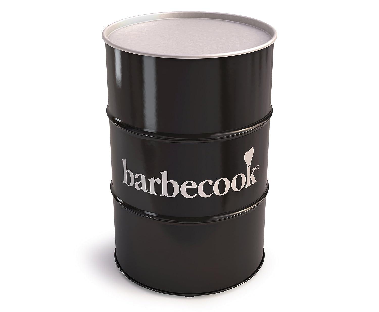 Moderna Barbacoa tonelada Negro, Carbón vegetal Barbacoa ...