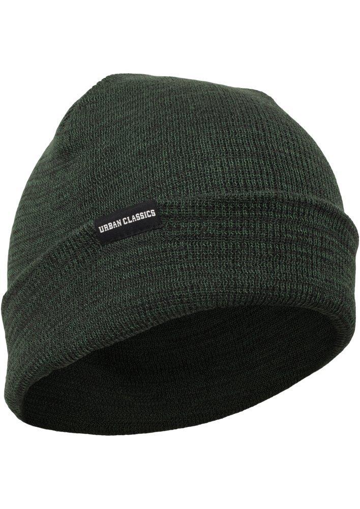 Urban Classics Melange Beanie Streetwear Cappello