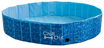 Chill Out Splash Piscine U0026fun Dog Hundepool Taille: L