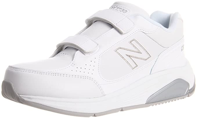 New Balance WW928 Piel Zapatillas, White-Hook/Loop, 37: Amazon.es: Ropa y accesorios