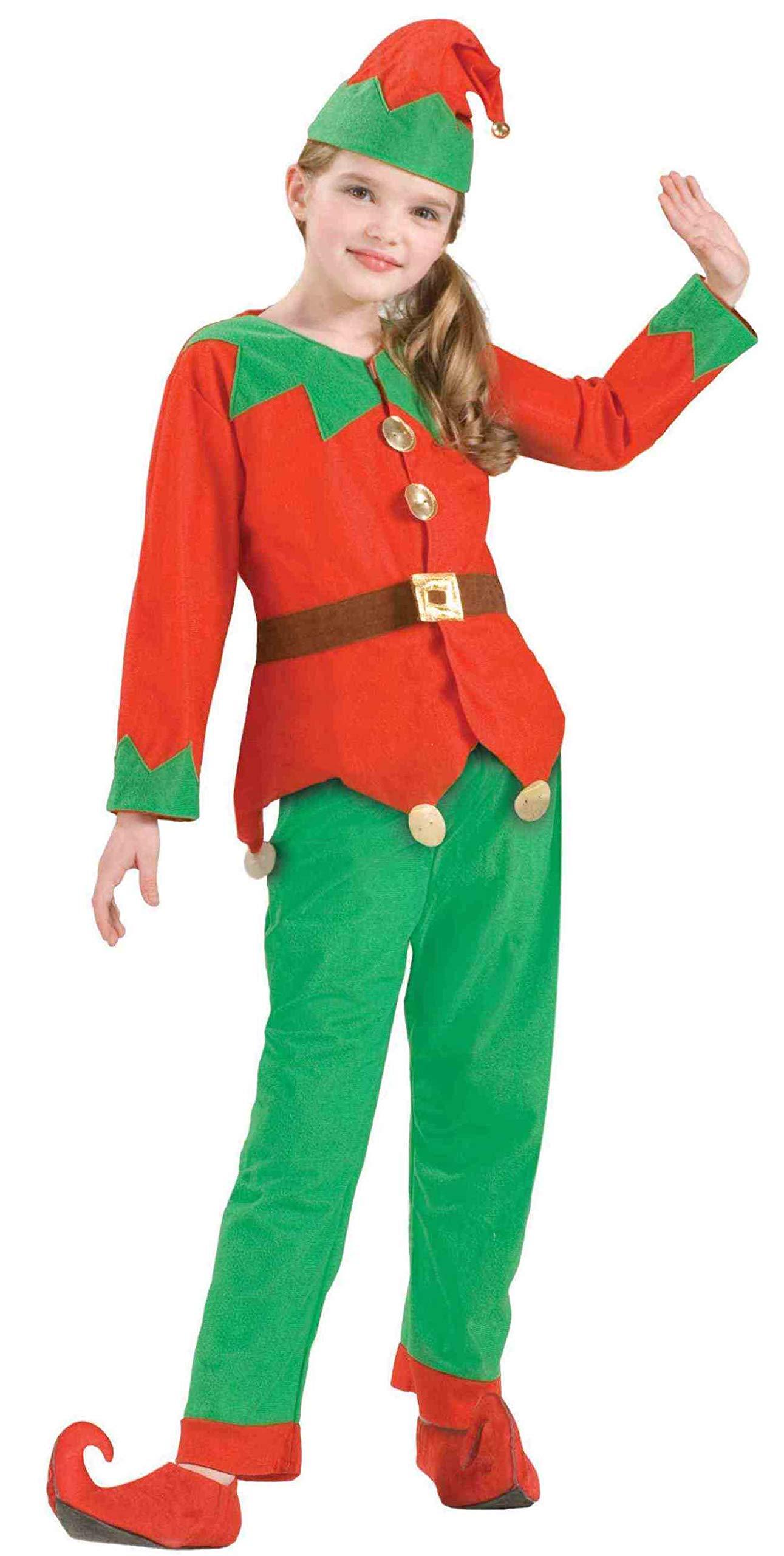 1c1800efea Amazon.com  Forum Novelties Children s Simply Elf Costume  Toys   Games