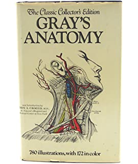 Gray's Anatomy of the Human Body (30th Edition): 9780812106442 ...