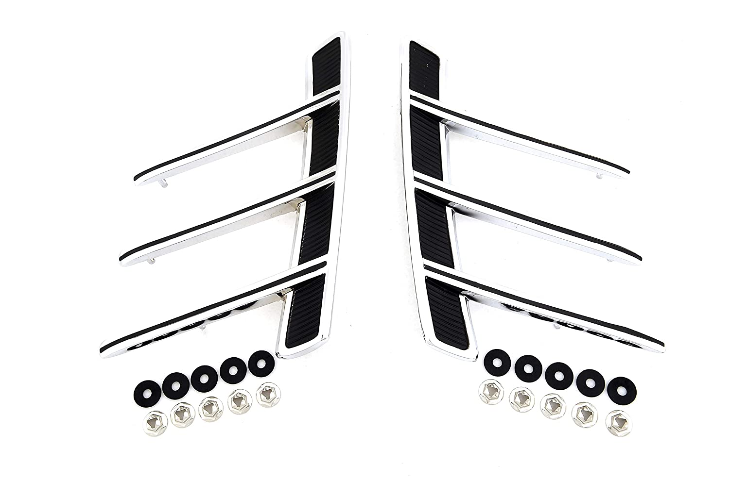 eClassics 66 for Ford Mustang Quarter Panel Ornament PAIR