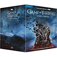 BR - GAME OF THRONES ALL SEASONS S.1- S.8 [Blu-ray]