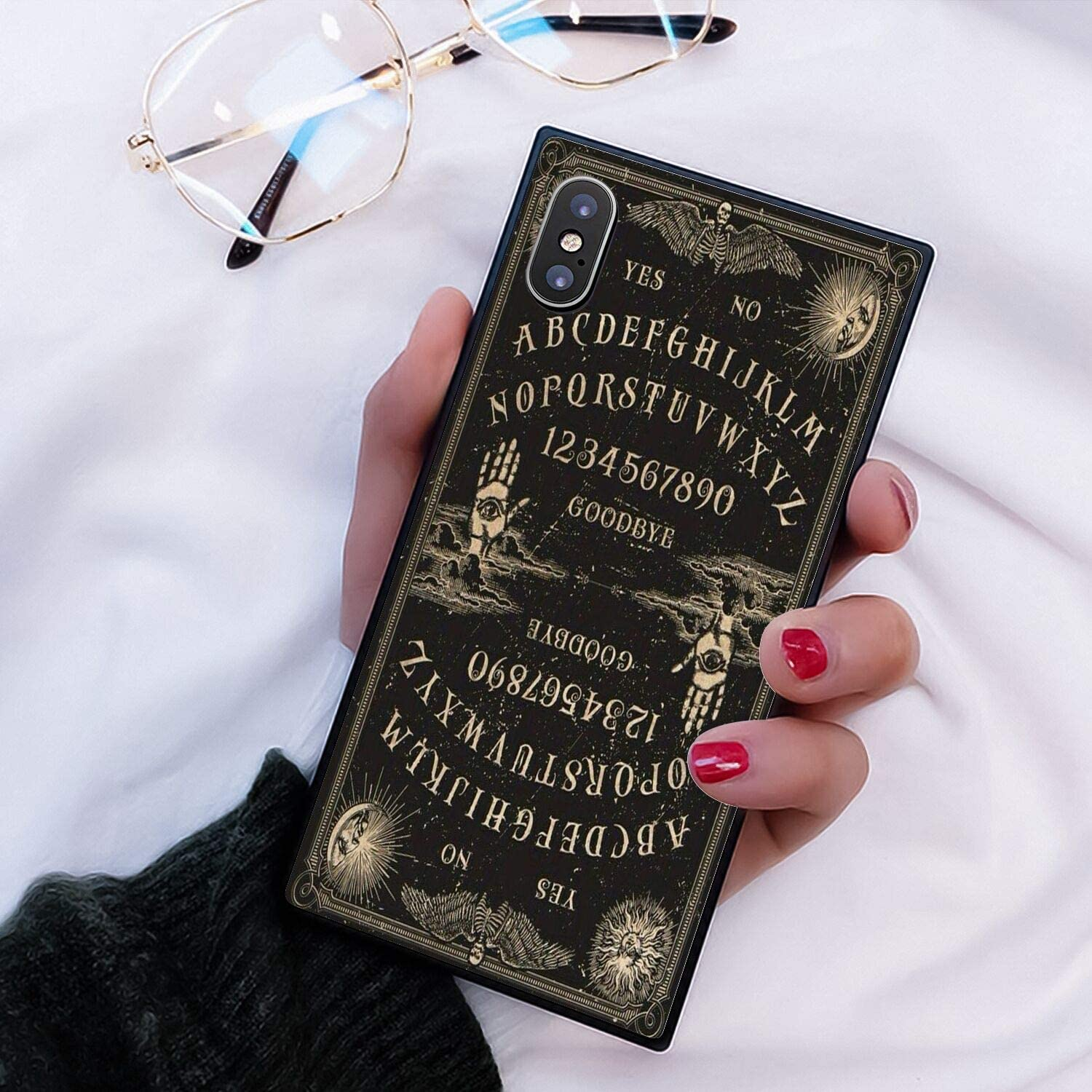 Apple iPhone Xr Phone Case (2018) Ouija Board