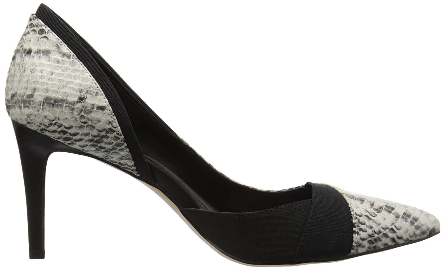 Calvin Klein Women's 9 Byrdie Dress Pump B01DFMGFO4 9 Women's B(M) US|Black/Cream fd1ffe