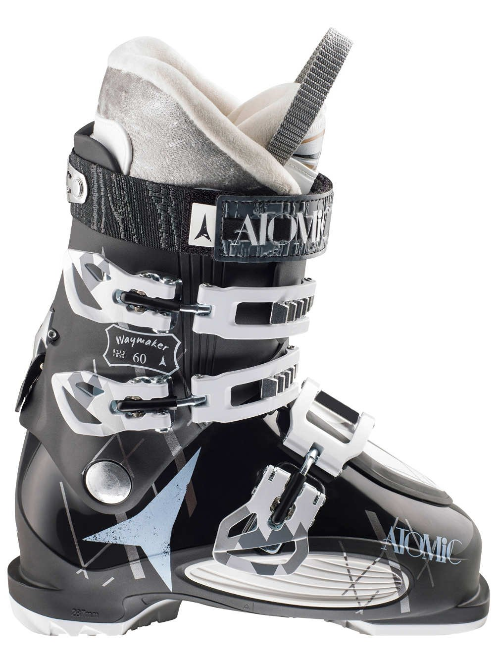 Ski Boot Women Atomic Waymaker 60 2015: Amazon co uk: Sports