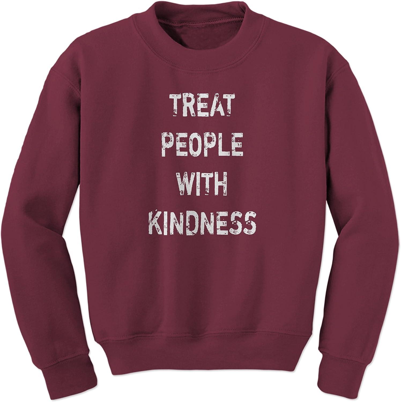 Expression Tees Treat People with Kindness Crewneck Sweatshirt