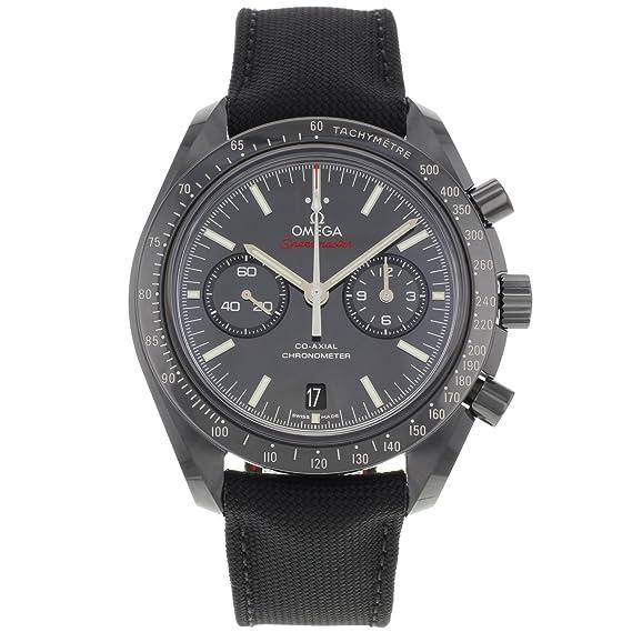 new style 341c0 3f9f2 Amazon | [オメガ] OMEGA 腕時計 スピードマスター ムーン ...