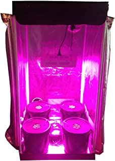 Hydroponic Grow Room - Complete Grow Tent - 300w LED Grow Light with IR  sc 1 st  Amazon.com & Amazon.com : TopoLite Grow Tent Room Complete Kit Hydroponic ...