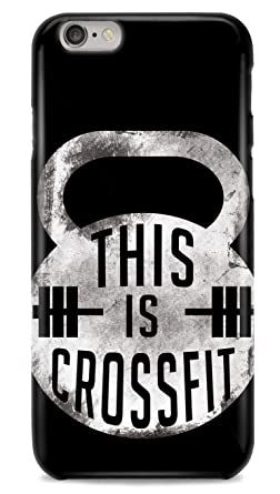 Carcasa de iPhone 6/6s This Is Crossfit - Carcasa rigida ...