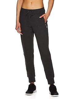 Reebok Pantalon de Jogging avec Poches zippées pour Homme