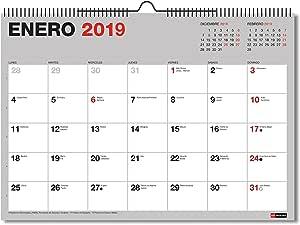 Miquelrius 28014 - Calendario pared: Amazon.es: Oficina y papelería