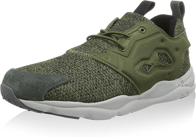 Reebok Zapatillas Furylite Gw Verde Militar EU 45: MainApps: Amazon.es: Zapatos y complementos