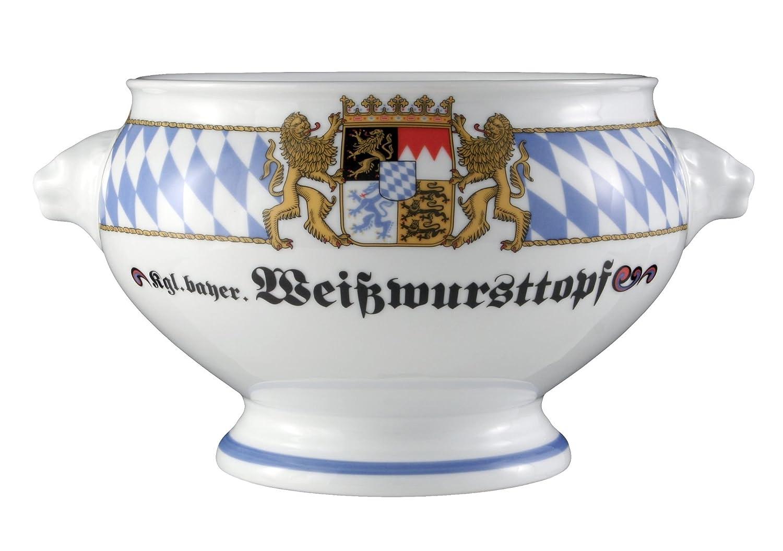 Terrine 19,3 cm Compact Compact Bayern 27110 2 Stück Stück Stück von Seltmann Weiden B078JYDQYF Terrinen 0423be