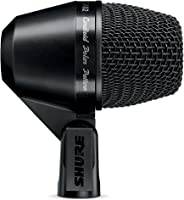 Shure PGA52-XLR Cardioid Swivel-Mount Dynamic Kick-Drum Microphone