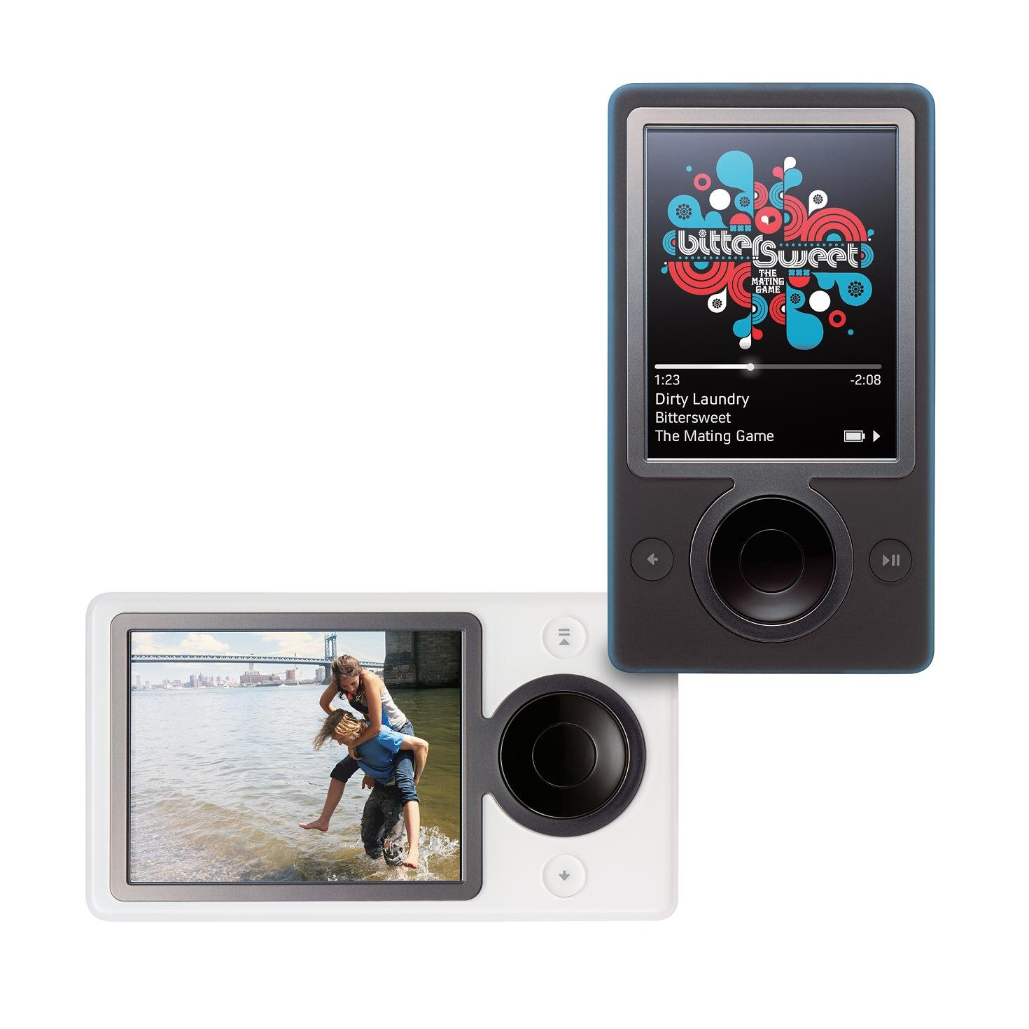 Microsoft zune wireless music player the register - Amazon Com Zune 30 Gb Digital Media Player Black Microsoft Home Audio Theater
