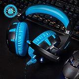 PC Gaming Headset USB, 7.1 Surround Sound USB