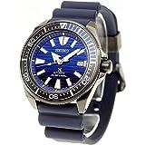 [プロスペックス]PROSPEX 腕時計 PROSPEX メカニカル Save the Ocean Special Edition限定 200m空気潜水用防水 ブルー文字盤 ハードレックス シリコンバンド SBDY025 メンズ