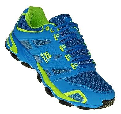 superior quality d5519 43edb Bootsland 954 Neon Turnschuhe Sneaker Sportschuhe Herren