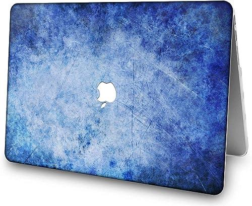 NEWCENT Neues MacBook Pro 13 Hulle Kunststoff Ultra Dunn Leicht Harter Fall EU Tastaturabdeckung fur Mac Pro 13 Zoll mit Touch Bar 2020 Release Modell A2338 M1 A2289 A2251 Kreativ A 97