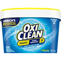 OxiClean Versatile Stain Remover Powder, 3 lbs.
