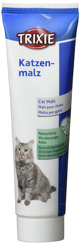 Trixie Malta para Gatos en Pasta, 100 g: Amazon.es: Productos para mascotas