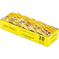 Palanqueta de Cacahuate San Pablo - Multipack de 3 Piezas (20 piezas de 25 g por pieza)