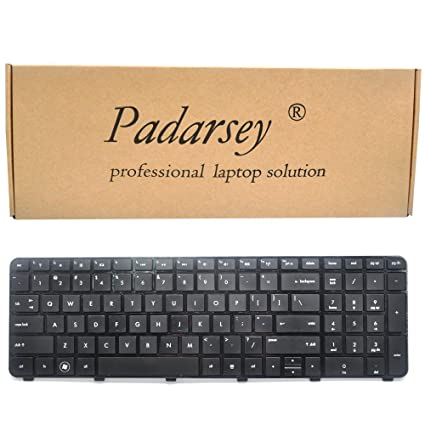 Amazon Padarsey Replacement Keyboard For HP Pavilion DV7 6100