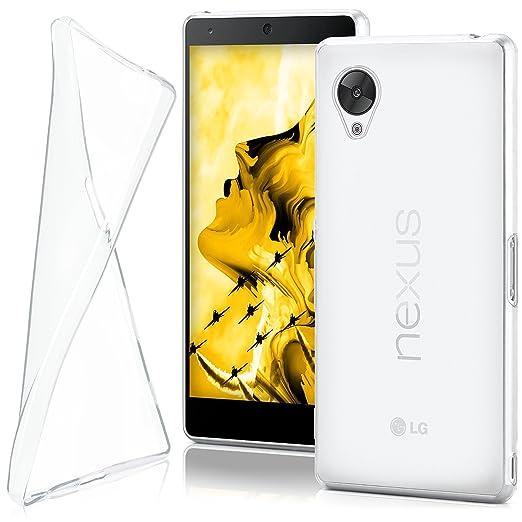 80 opinioni per Cover di protezione LG Google Nexus 5 Custodia Case silicone sottile 0,7mm TPU |