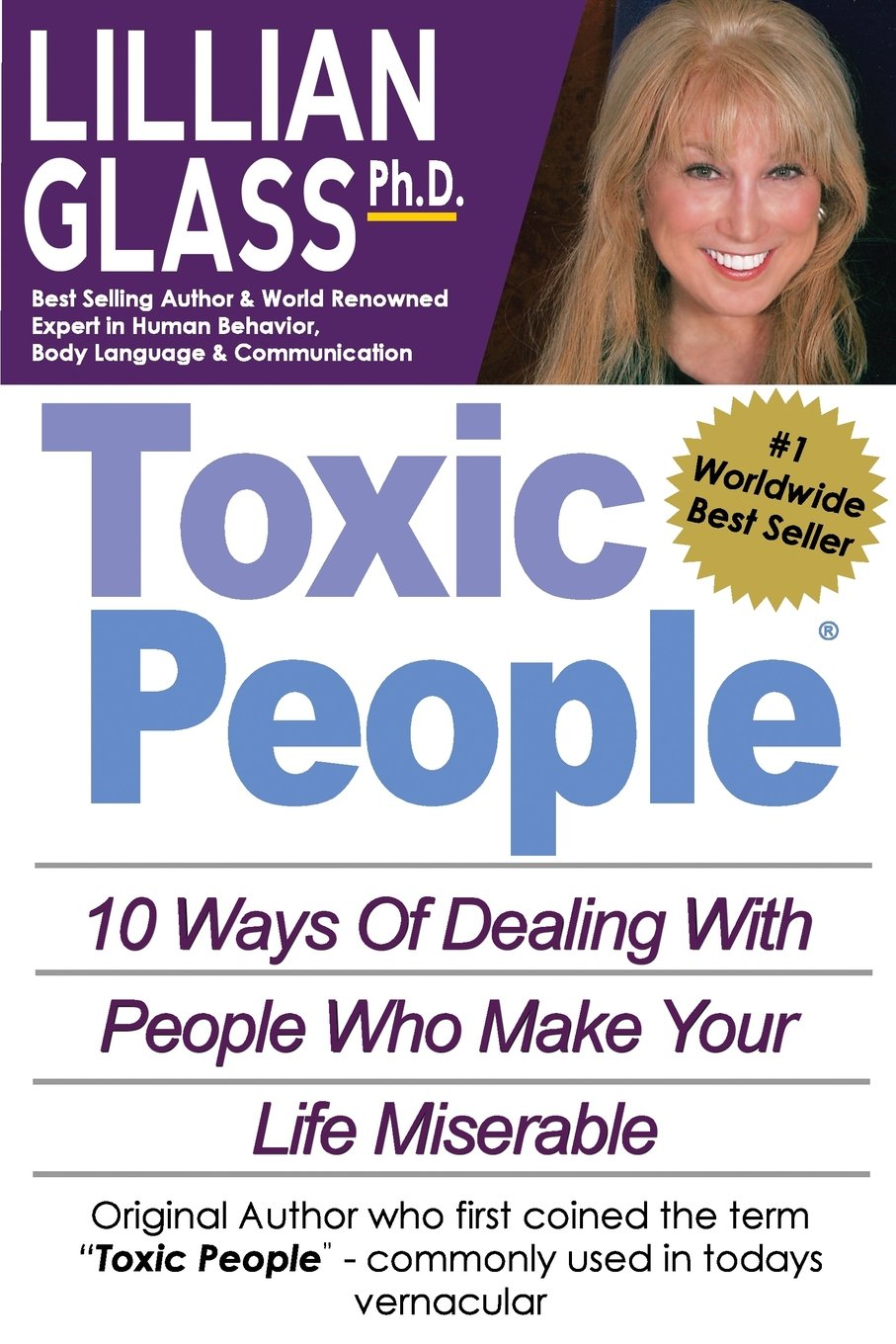 dealing with toxic people in your life