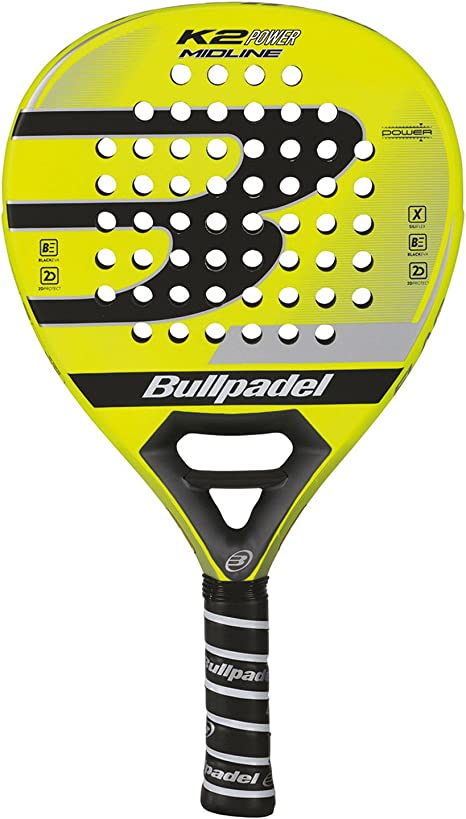 Pala Bullpadel K2 Power: Amazon.es: Deportes y aire libre