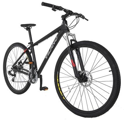 Vilano Blackjack 2.0 29er para Bicicleta de montaña MTB con Ruedas