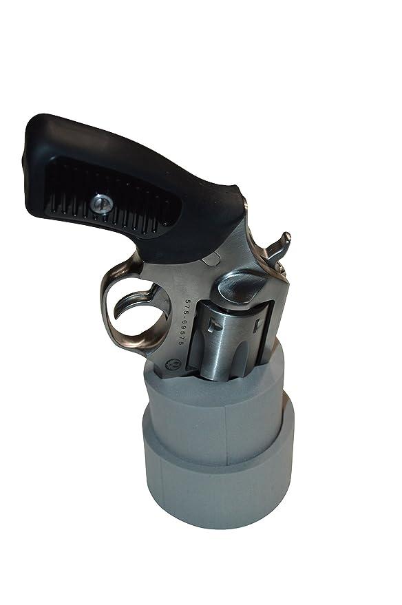 BenchMaster Waffe Rack – Kleine Revolver j-frame Cup Halter Rack ...