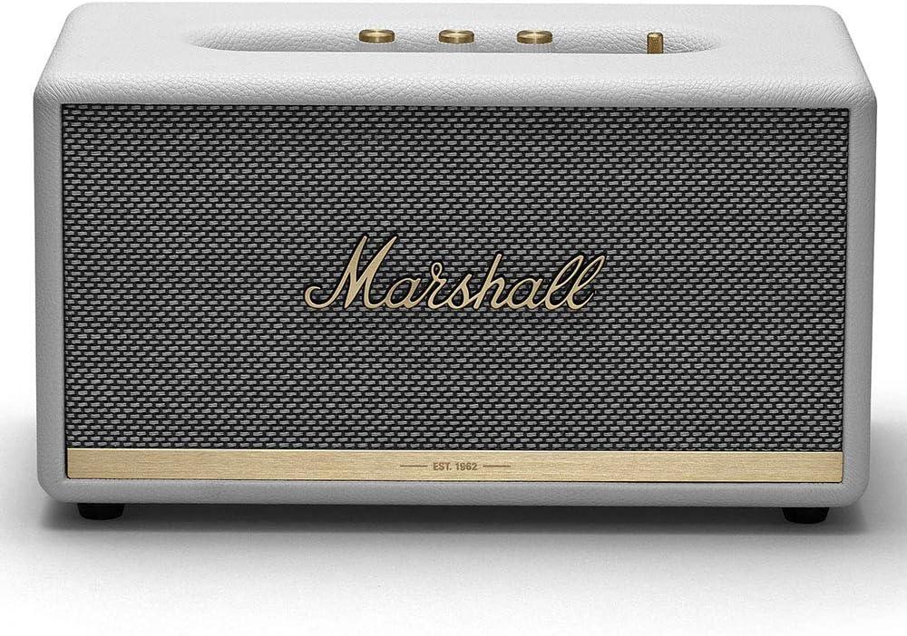 Marshall Stanmore II Altavoz Bluetooth ,EU, Blanco