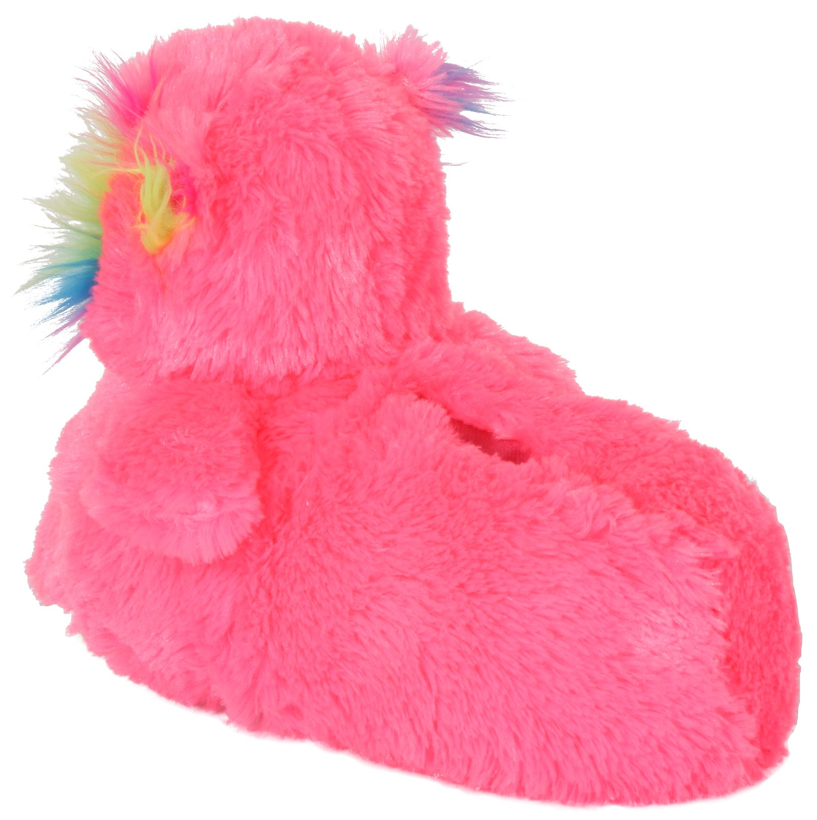 Adults Womens Girls Poodle Slippers Novelty 3d Plush Booties Xmas Gift Kids