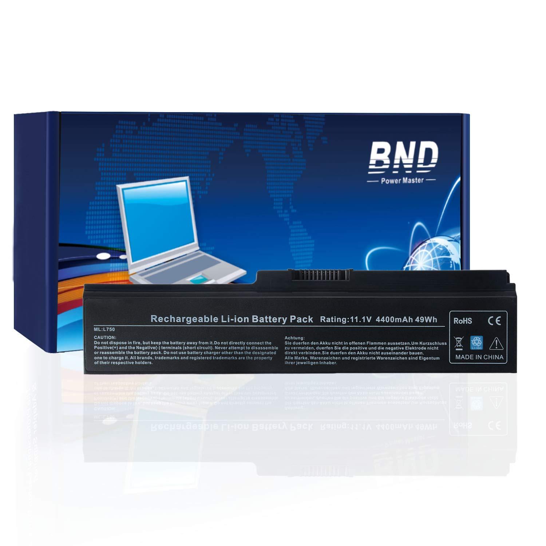Bnd Laptop Batería para Toshiba PA3817U-1BRS PA3819U-1BRS ...